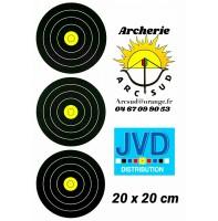 jvd field diametres 20 cm