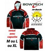 Bowtech sweat avec capuche