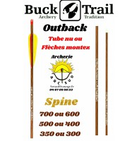 Buck trail tube carbon outback