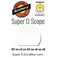 Speciaty archery verre scope super D
