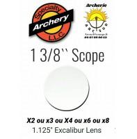 Speciaty archery verre scope 1 3/8