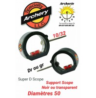 Speciaty archery support scope super 3D