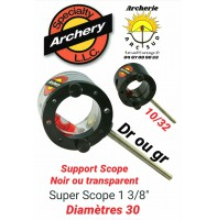 Speciaty archery support scope 1 3/8