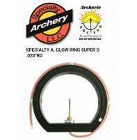 Speciaty archery anneau de visé scope super 3D