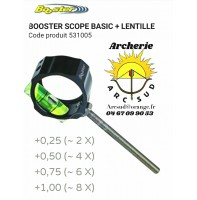 Booster scope basic avec verre