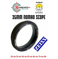 Shrewd verre scope nomad 35 mm