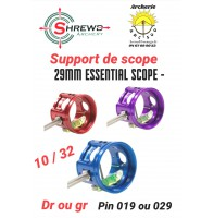 Shrewd support scope 29 mm essentiel