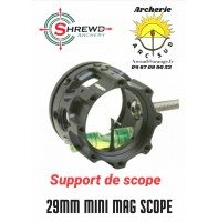 Shrewd support scope 29 mm mini mag