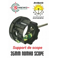 Shrewd support scope 35 mm nomad