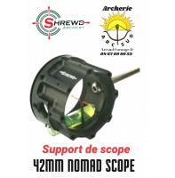 Shrewd support scope 42 mm nomad