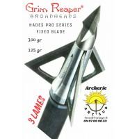 Grim reaper lame hades (pack de 3)