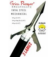 Grim reaper lame fatal Steel (pack de 3)