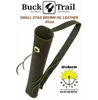 Buck trail carquois dorsale small stag
