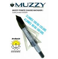 Muzzy lame matador I (pack de 3)