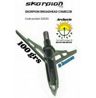 Skorpion lames CXMEC2B (pack de 3)