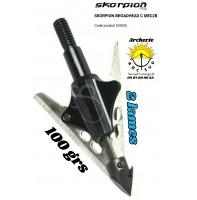 Skorpion lames C-MEC2B (pack de 3)