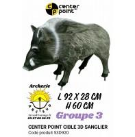 C point bête 3d Sanglier 53d920