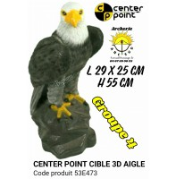 C point bête 3d aigle