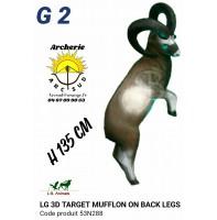 LG bêtes 3d Mouflon 53n288