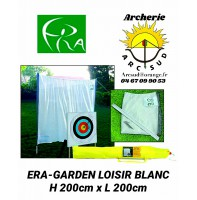 Era filet de jardin loisir blanc