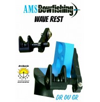 ams bowfishing repose flèches wave