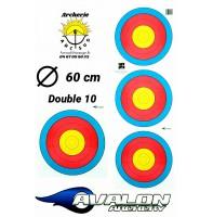 Avalon blason tri spot 60 cm (par 100)