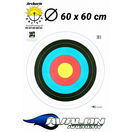 Avalon blason 60 cm (par 100)