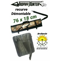 Trophy hunter housse arc démontable camo