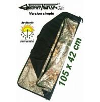 Trophy hunter housse arc à poulie camo version simple