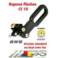 Arc système repose flèches  cl 10 ref c1.710