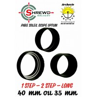 Shrewd pare soleil ou step scope optum