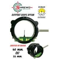 Shrewd support de scope optum