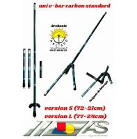 Arc système uni vbar carbon standard ref s1.507