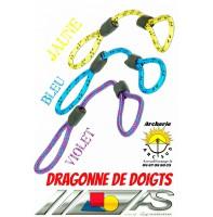 Arc système dragonnes de doigts ref c1.701