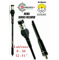 Shrewd lateraux revel séries recurve