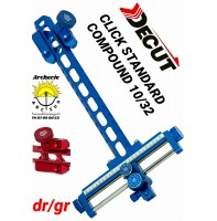Decut viseur click standard compound