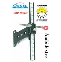 cartel viseur side sight