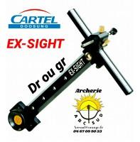 cartel viseur ex-sight