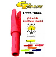 Gold tip encoche accu tough 204 (par 12)