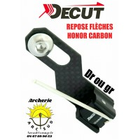 Decut repose flèches honor carbon