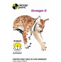 c point cible 3d lynx grimpant 53S623