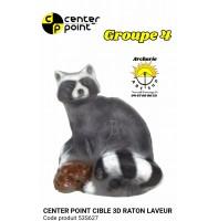 c point cible 3d raton laveur