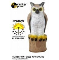 c point bête 3d chouette 53S626