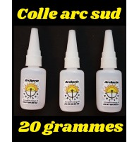 Arc sud colle forte Cyano 20 grammes