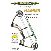Mission arc à poulie hammr 2019