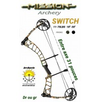 Mission arc à poulie switch 2019