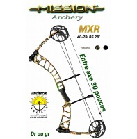 Mission arc à poulie mxr 2019