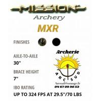 Mission arc à poulie mxr 2019