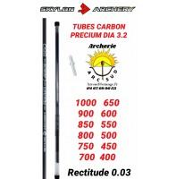 Skylon archery tubes carbon precium dia 3.2 (par12)
