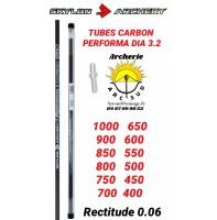 Skylon archery tubes carbon performa dia 3.2 (par 12)